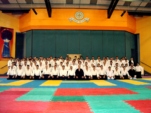 2004 Nemoto Sensei Seminar - All who attended
