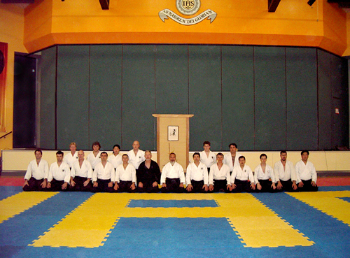 2004 Nemoto Sensei Seminar - Instructors who attended