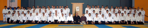 2005 Nemoto Sensei Seminar - All who attended