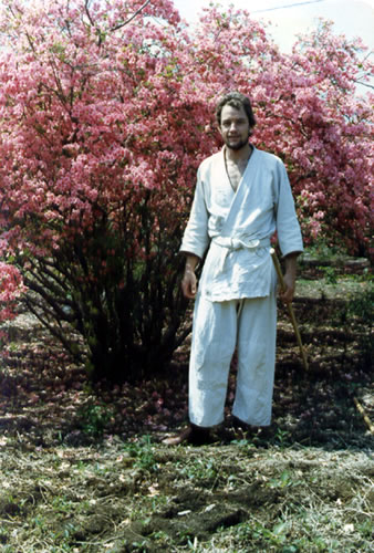 1980 Iwama Dojo Grounds