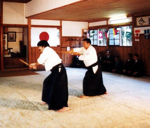 1981 Klickstein & Saito Sensei