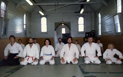 1984 Field Aikido