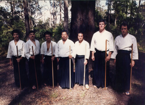 1986 Saito near Sydney