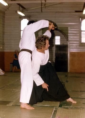 1986 Field Aikido Albert St Brunswich
