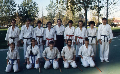 1987 at Collingwood College