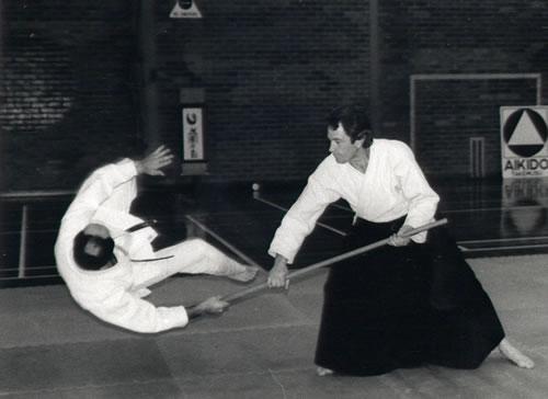 1987 Danny Djuric, Field Sensei's 1st Deshi & Shodan