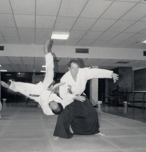 1987 Field Sensei & Danny Djuric