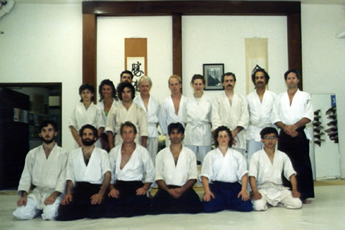 1987 Oakland Aikido Institute