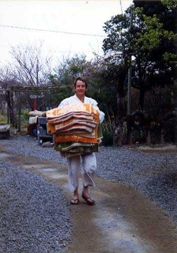 1987 Uchi deshi seikatsu