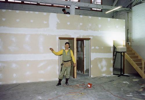 1992 Creating Field Aikido Fitzroy Dojo