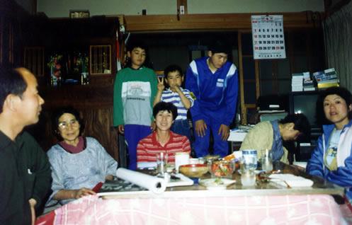 1994 Hakoda Family