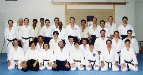 1994 Iwama Ryu & Yoshinkan Workshop