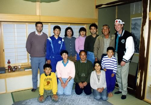 1994 With Anthony O'Connor & Hakoda Clan