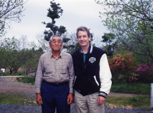1994 With Otoosan Hakoda