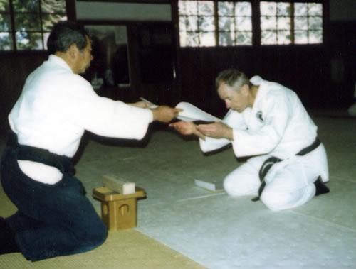 1998 5th Dan Presentation