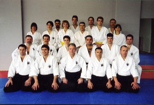 2001 Grampians Aikido Seminar