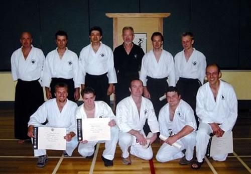2003 May Dan Grading