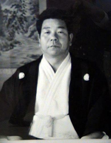 Morihiro Saito Sensei *