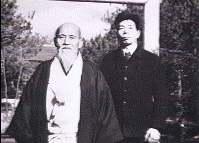 O'Sensei & Saito Sensei