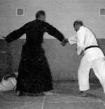Defense against two attackers