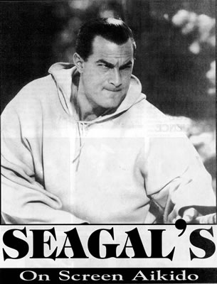 Berühmt Seagal's On Screen Aikido Part 1 | Learn Aikido in Melbourne #CW_19